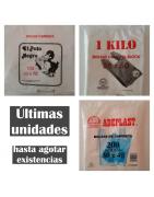 bolsas de camiseta por unidades